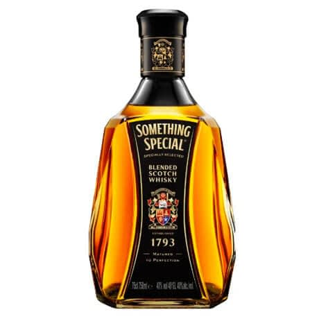 Whisky Something Special 8 Años Botella x 750ml