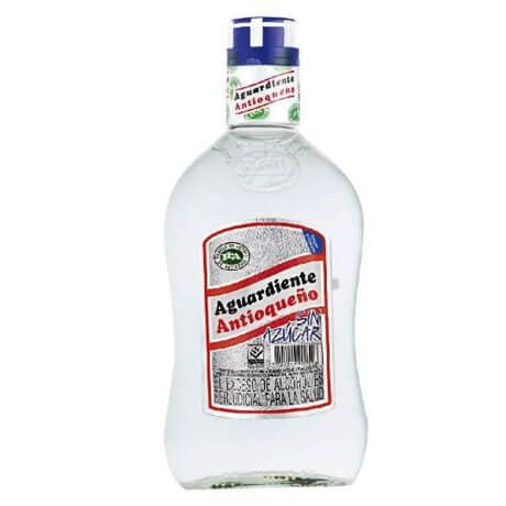 Aguardiente Antioqueño sin Azúcar Botella x 750ml