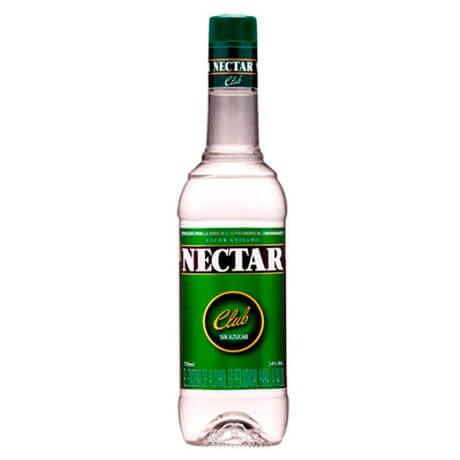 Aguardiente Nectar Club Botella x 750ml