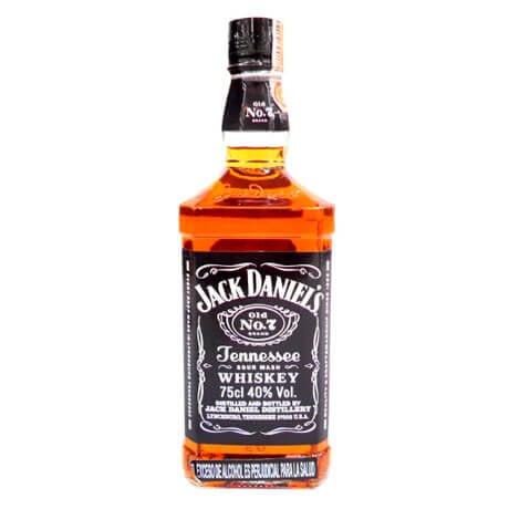 Whisky Jack Daniel's 12 Años Botella x 750ml