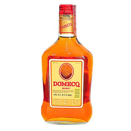 Brandy Domecq Media Botella x 375ml