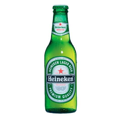 Cerveza Heineken