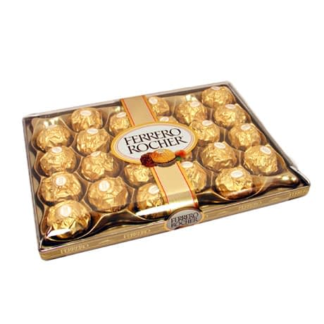 Chocolates y Chocolatinas