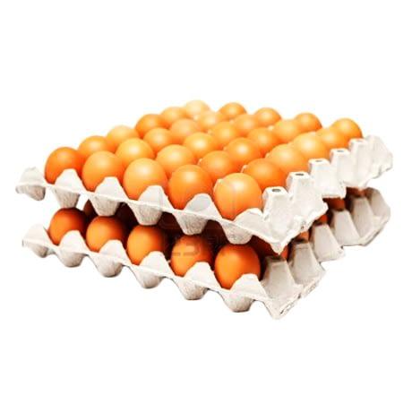 Granos y huevos