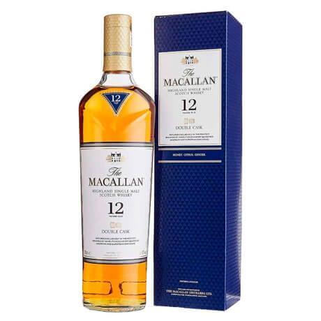 Whisky Macallan 12 Años Botella x 700ml