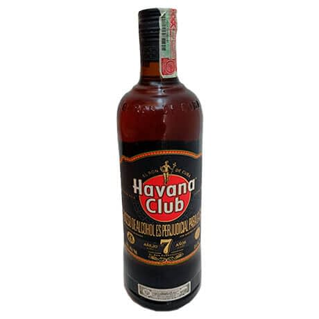 Ron Havana Club Añejo 7 Años Botella x 750ml