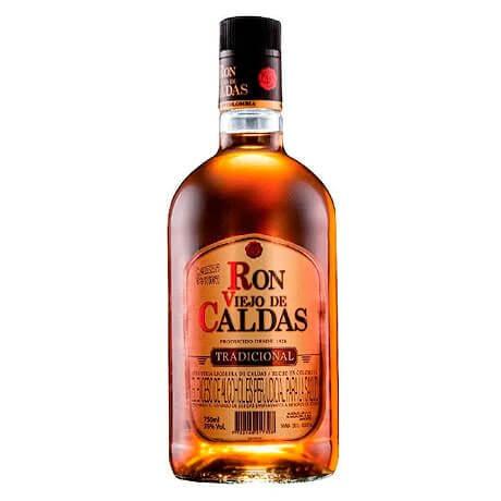 Ron Viejo de Caldas Tradicional Botella x 750ml