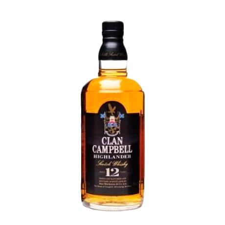 Clan Campbell Highlander
