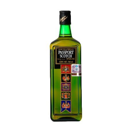 Passport Scotch Botella 750ml