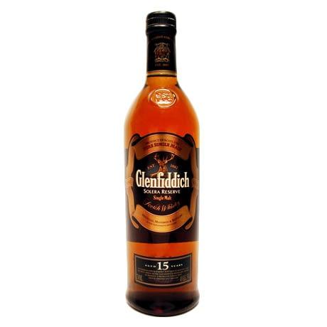 Glenfiddich Botella 700ml