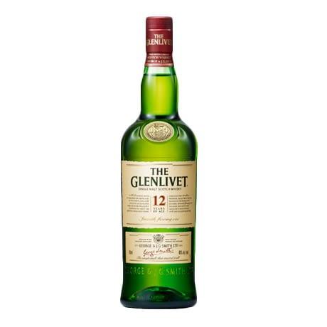 The Glenlivet Botella 750ml