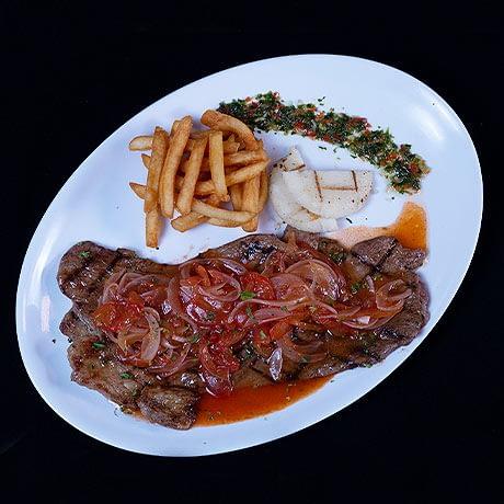 Carne en Salsa Criolla