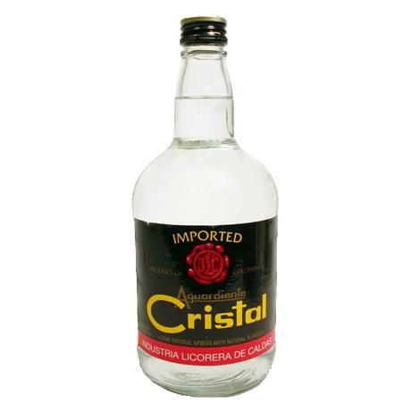 Aguardiente Cristal