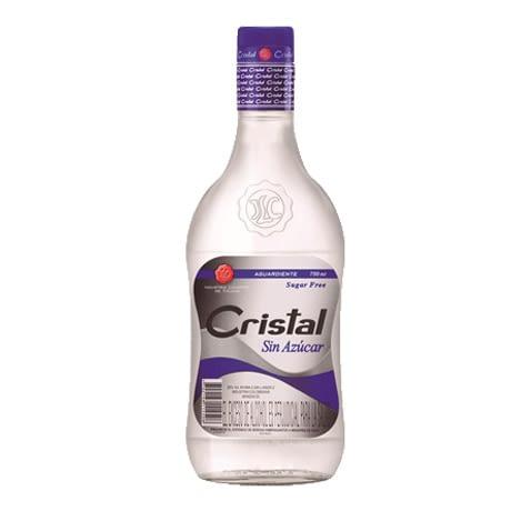 Aguardiente Cristal Sugar Free