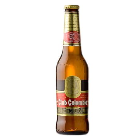 Cerveza Club Colombia Botella
