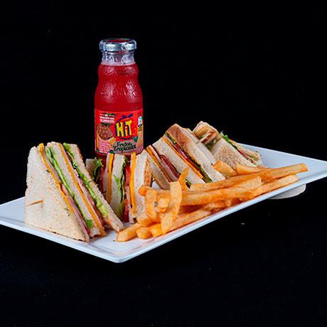 sandwich a domicilio